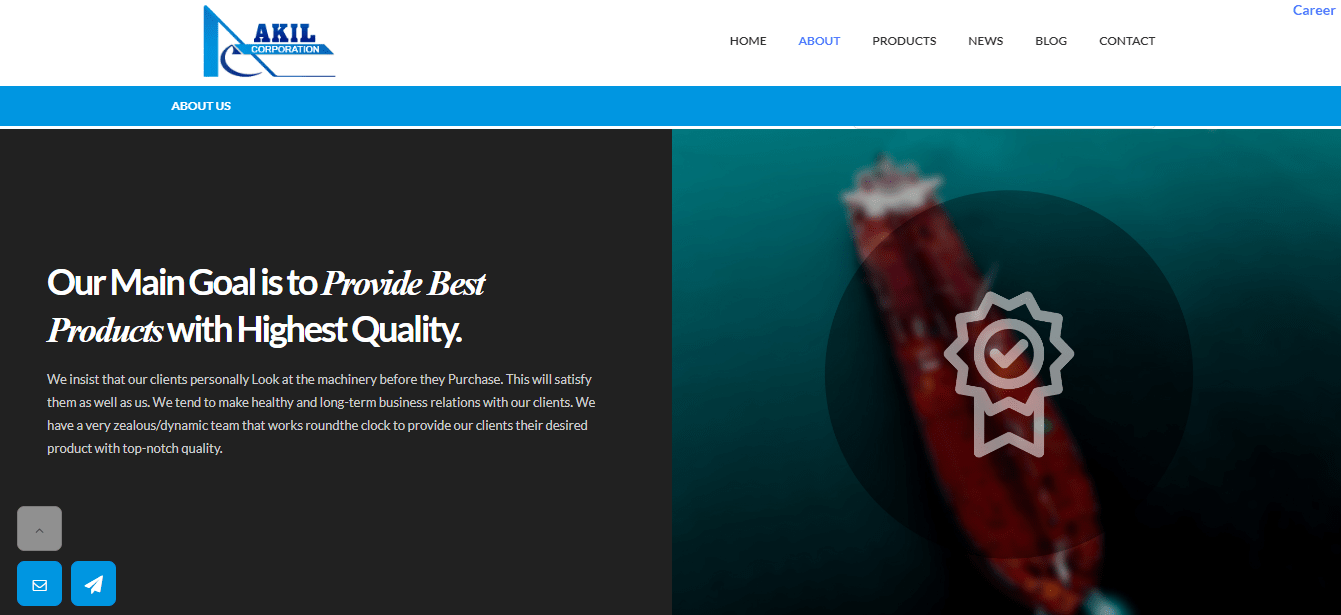 Akil-corporation-website-img